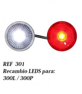 RECAMBIO LEDS 24V/12V**