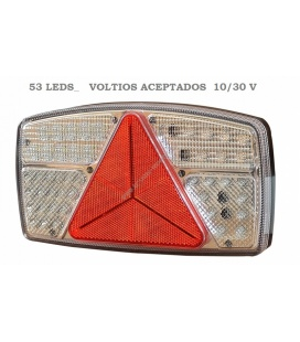 PILOTO LEDS 10/30V