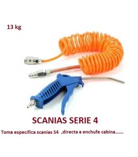 PISTOLA CABINA SCANIAS SERIE 4