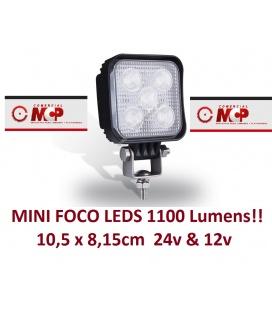 MINI FOCO LEDS 24V/12V 1100 Lumens!!!