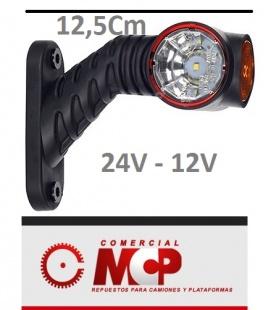 PILOTO LEDS 12,5CM-24V-12V