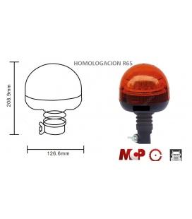 HOMOLOGACION R65 ROTATIVO LEDS