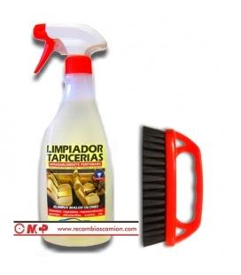LIMPIADOR TAPICERIA & CORTINAS