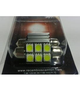 LAMPARA 6 LEDS 24V