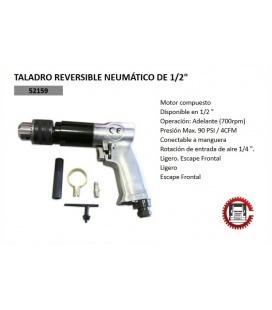 """TALADRO NEUMATICO 1/2"""""""
