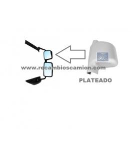 TAPA RETROVISOR RENAULT PLATA