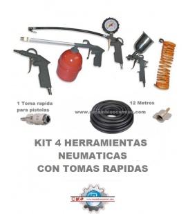 4 HERRAMIENTAS NEUMATICAS