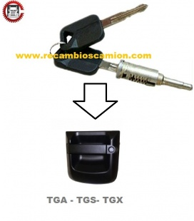 CERRADURA MAN TGA/TGS/TGX