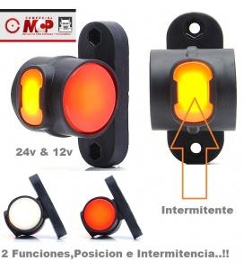 PILOTO 2 FUNCIONES NEON LED 24V/12V