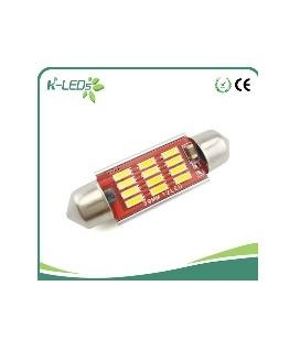 LAMPARA 12 LEDS 10-30V
