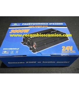 TRANSFORMADOR 1700W/3000W-24V