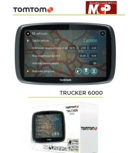 NAVEGADOR TOMTOM TRUCKER 6000