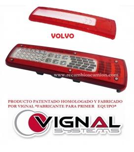 PILOTO VOLVO LC9 LED