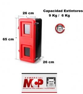 CAJON EXTINTOR 9KG