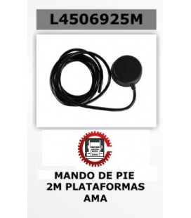 MANDO PUERTA ELEVADORA PIE