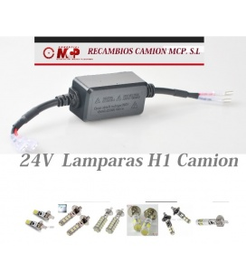 CABLES CANBUS ERROR H1 / 24V