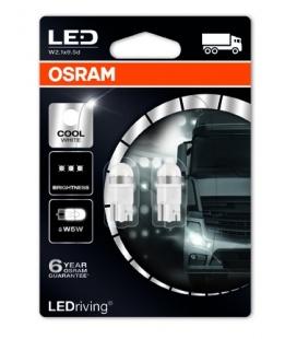 LAMPARAS(2) OSRAM/LEDS/W5W