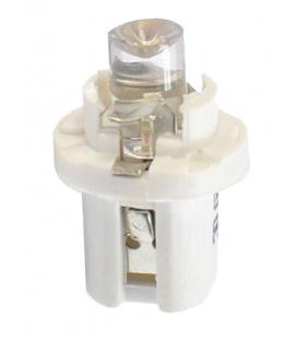 LAMPARA 1,2W.C.GRIS.LED/24V