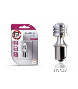 LAMPARA T4W-LED/12V/24V.METAL