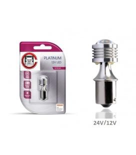 LAMPARA R5W-LED/24V-12V. PLATINIUM