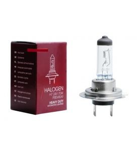LAMPARA HEAVY DUTY H7 24V/70W