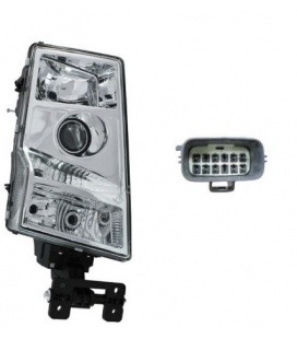 FARO VOLVO FH - FM /Manual/Conector Rectangular