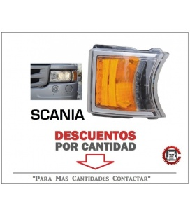 INTERMITENTE SCANIA LEDS