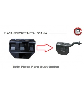 SOPORTE SCANIA GUARDABARROS