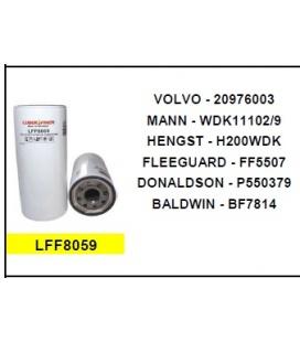 Filtro GASOIL VOLVO / RENAULT