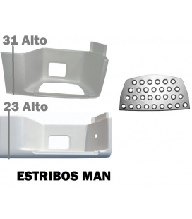 ESTRIBOS MAN