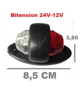 MINI PILOTO LED 24V-12V