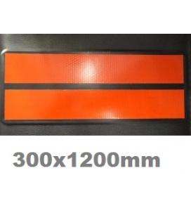 PLACA ADR 300X120MM