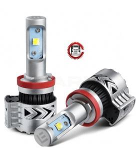 LAMPARAS H11 LEDS 12V/24V