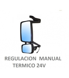 ESPEJO RETROVISOR VOLVO FH,FM MANUAL