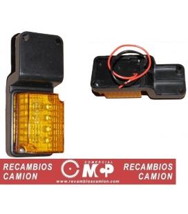PILOTO 8 LEDS 24V