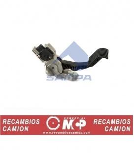 PEDAL DAF XF 105 ACELERADOR