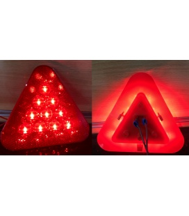 TRIANGULO REMOLQUES LEDS