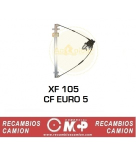 ELEVALUNAS DAF XF 105 ELECTRICO