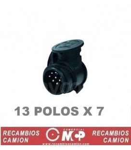 CLAVIJA 13 POLOS X 7