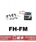 SOPORTES VISERA VOLVO FH-FM