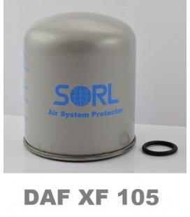 Filtro secador DAF XF 105/CF75/CF85