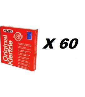 60 DISCOS TACOGRAFO KIENZLE 12524ec4k