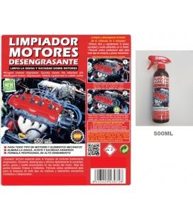 LIMPIADOR MOTORES DESENGRASANTE