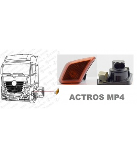 INTERMITENTE MP4 ACTROS