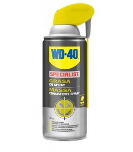 Grasa litio Spray WD 40 400cc.