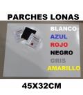 PARCHE TOLDO LONA 45X32CM