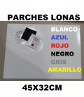 PARCHES LONAS-TOLDOS 45X32CM