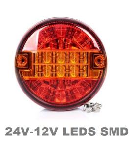 PILOTO LED 24V 12V Bitension