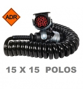 CABLE 15 POLOS COMPLETO