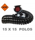 CABLE 15 POLOS EBS-ABS